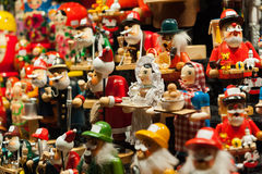 German figurines Royalty Free Stock Image
