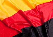 German flag background Royalty Free Stock Image