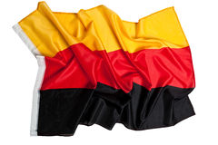 German flag background Royalty Free Stock Images