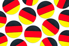 German flag concept Stock Image