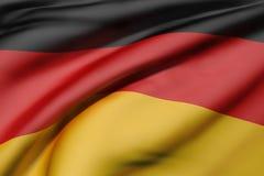 German flag Stock Photos