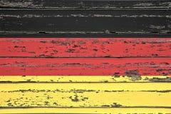German flag Stock Photography