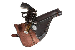 German flare gun Stock Images