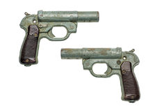 German flare gun Royalty Free Stock Images