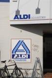 German food chain aldi Stock Images
