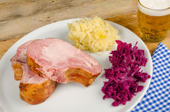 German food still life royalty free stock photos