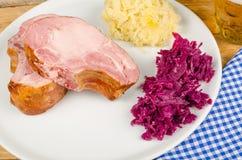 German food still life Royalty Free Stock Photos
