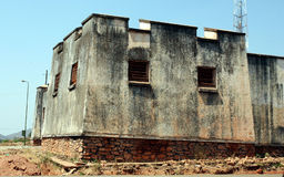 German fort in Gitega Stock Photos