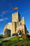 German fortress ruined Royalty Free Stock Photos