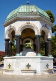 The German Fountain, Istanbul Stock Images