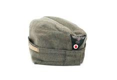 German Garrison Cap Royalty Free Stock Images