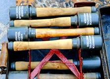 German grenades Stock Image