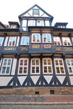 German half-timber house Royalty Free Stock Photo