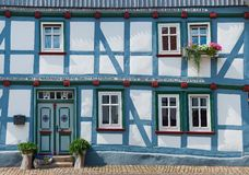 German Half-timbered house Stock Photos