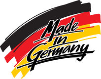 Made in germany Royalty Free Stock Images