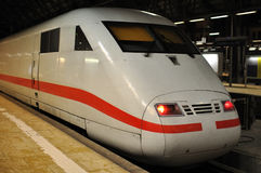 German High Speed Train Royalty Free Stock Photos