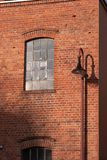 German historical industrial building Stock Images