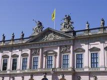 German Historical Museum Berlin. The German Historical Museum,  called Zeughaus, at Unter den Linden, Berlin, Germany Royalty Free Stock Photos