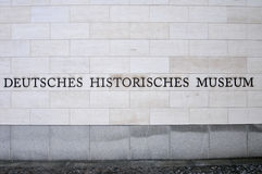 German Historical Museum Royalty Free Stock Images