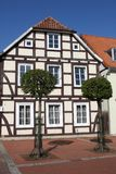 German house Stock Photography