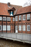 German house Stock Photos