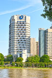 German Investment Manager Union. Frankfurt am Main, Germany - June 3, 2013: Headquarter of Union Investment. Union is the investment management company of the Stock Image