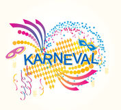 German Karneval Royalty Free Stock Image