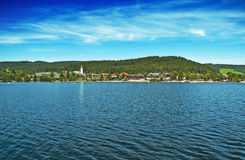 German lake Titisee Royalty Free Stock Photos