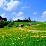 German landscape Stock Images