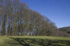 German landscape Odenwald Stock Images