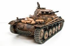 German light tank Royalty Free Stock Photography