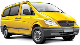 German light van Stock Image