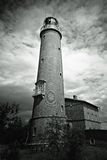 German lighthouse Royalty Free Stock Photography