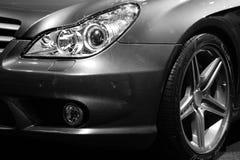 German luxury limousine Stock Images