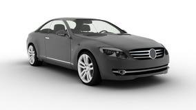 German Luxury Sports Car Stock Image
