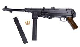 German machine gun Royalty Free Stock Photos