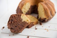 German Marbel Cake Stock Photos