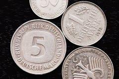 German Mark Stock Photo