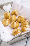 German Marzipan Christmas Pastry Royalty Free Stock Photos