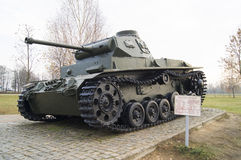 German medium tank T3 since World War II Stock Images