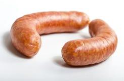 German mettwurst sausage Royalty Free Stock Photo