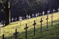 German Military Cemetery Stock Photos