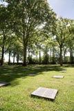 German Military Cemetery Vladslo Royalty Free Stock Photo