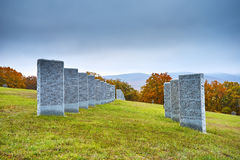 German military graves Royalty Free Stock Images