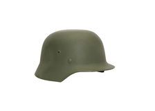 German Military Helmet Royalty Free Stock Photo