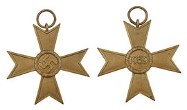 German military medal Stock Image