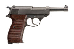 German Military Pistol Royalty Free Stock Image