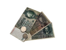 German money 1930s Royalty Free Stock Photos