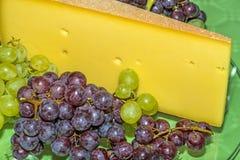 German mountain cheese Royalty Free Stock Photos