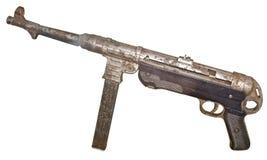 German Mp40 submachine gun Royalty Free Stock Images